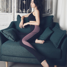 ESHINES 2019 ladies yoga pants fitness running womens seamless high waist modal leggings