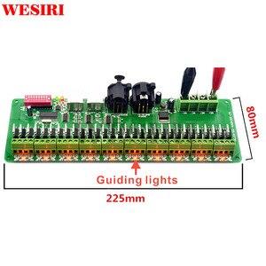 Image 4 - 30 kanal DMX 512 RGB Denetleyici 30CH DMX RGB LED Şerit Dekoder Dimmer Sürücü DC9V 24V
