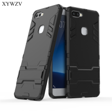 For Cover Vivo X20 Plus Case Silicone Robot Hard Rubber Phone Cover Case For Vivo X20 Plus Cover For Vivo X20Plus Coque XYWZV