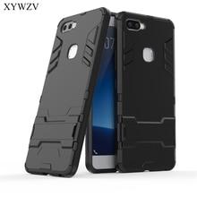 Чехол для Vivo X20 Plus силиконовый Робот Жесткий Резиновый чехол для телефона Vivo X20 Plus ЧЕХОЛ ДЛЯ Vivo X20Plus Coque XYWZV