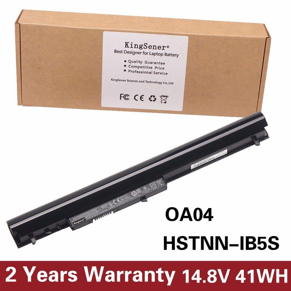 Genuine Original New Laptop Battery For HP 240 G2 CQ14 CQ15 Battery OA04 HSTNN PB5S HSTNN