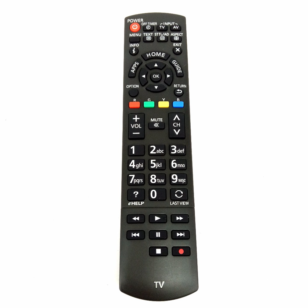 New Original for Panasonic TV Remote Control N2QAYB000934 for TH-50AS610Z TH-32AS610A Fernbedienung тент терпаулинг sol цвет темно зеленый 6 х 10 м