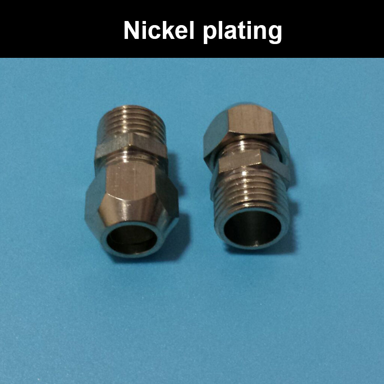 "3PCS 1/8"" 1/4"" 3/8"" 1/2"" 1/8 1/4 3/8 1/2 Inch Male Thread to OD 12mm Straight Pipe Brass Tube Quick Coupler Coupling Fitting"