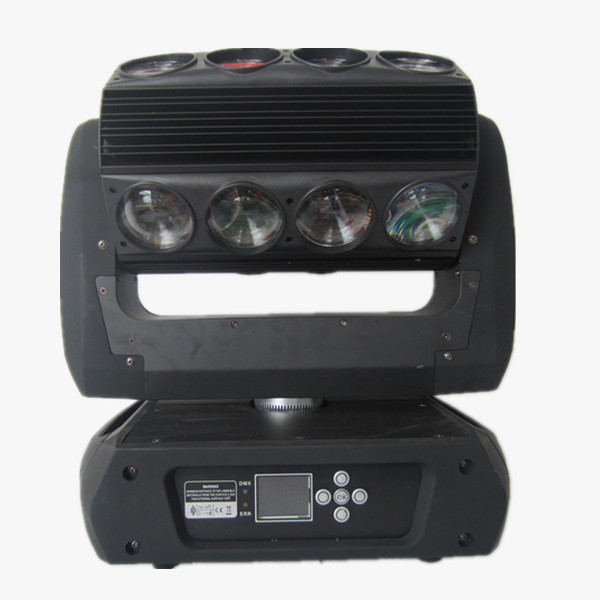 2pcs/lot new products16pcs*25w led full color super beam moving head light unlimited rotation for dj lighting