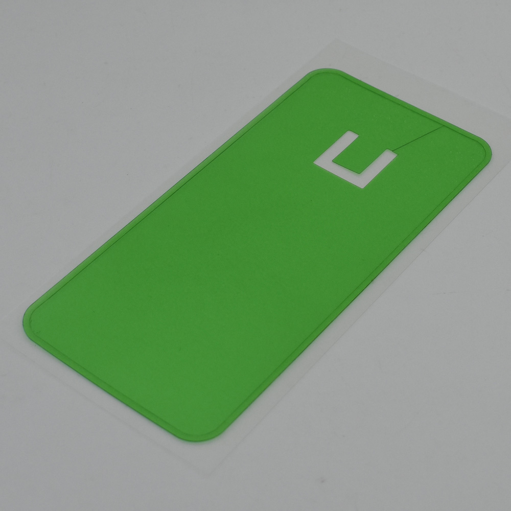 Sticker Back-Cover Adhesive Glass Battery-Door iPhone 8-Plus for 8p Glue High-Quality