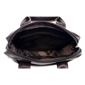 Image 5 - VORMOR marka PU skórzane torby męskie moda mężczyzna Messenger torby męskie małe teczki człowiek dorywczo torebka na ramię Crossbody