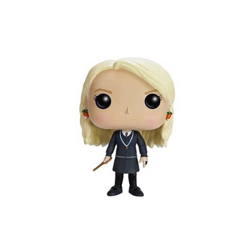 Funko pop популярный стиль Harri Potter Luna lovegood Виниловая фигурка Коллекция Модель игрушки для детей подарок на день рождения