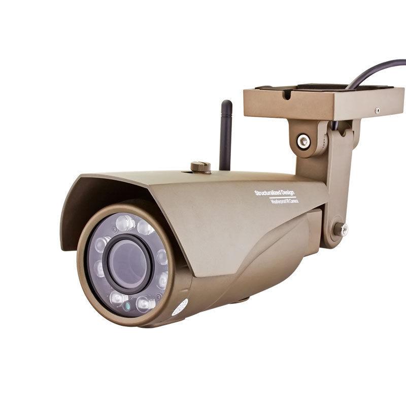 Adjustable Focus Real Time 1 0Megapixel 720P Waterproof Outdoor Indoor Wirele