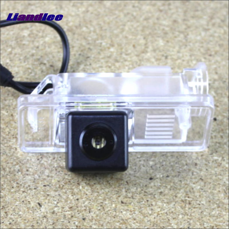 Liandlee Car Tracing Cauda Laser Light For Mercedes Benz Valente Vito Modified Special Anti Fog Lamps Rear Anti-collision Lights speed test counting module for smart tracing car yellow