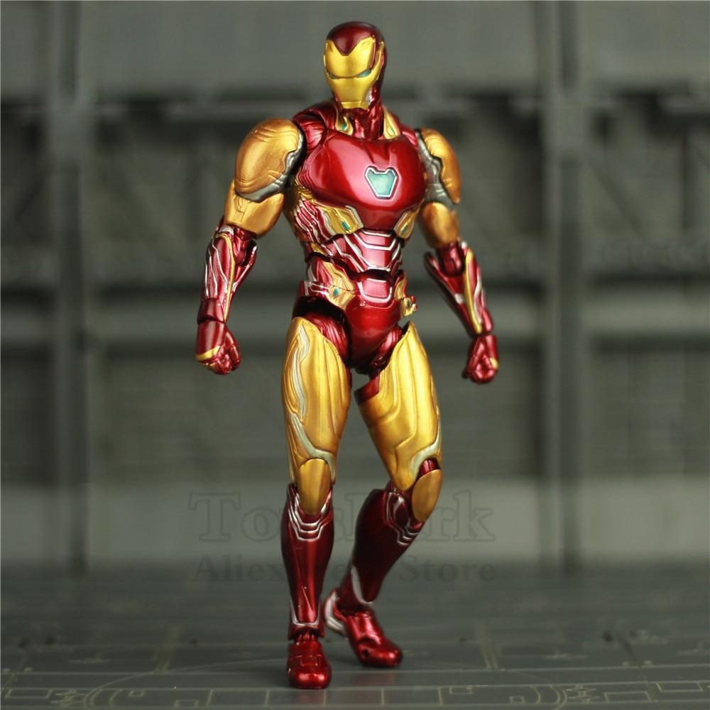 marvel legends avengers endgame iron man mark 85 figure - 1000×1000