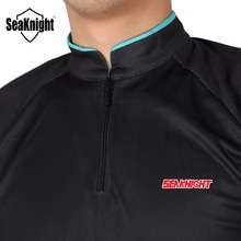 SeaKnight Fishing Clothes SK002 Short Sleeve T-shirt L/XL/XXL/XXXL Breathable Anti-UV Outdoors Summer Fishing Clothing