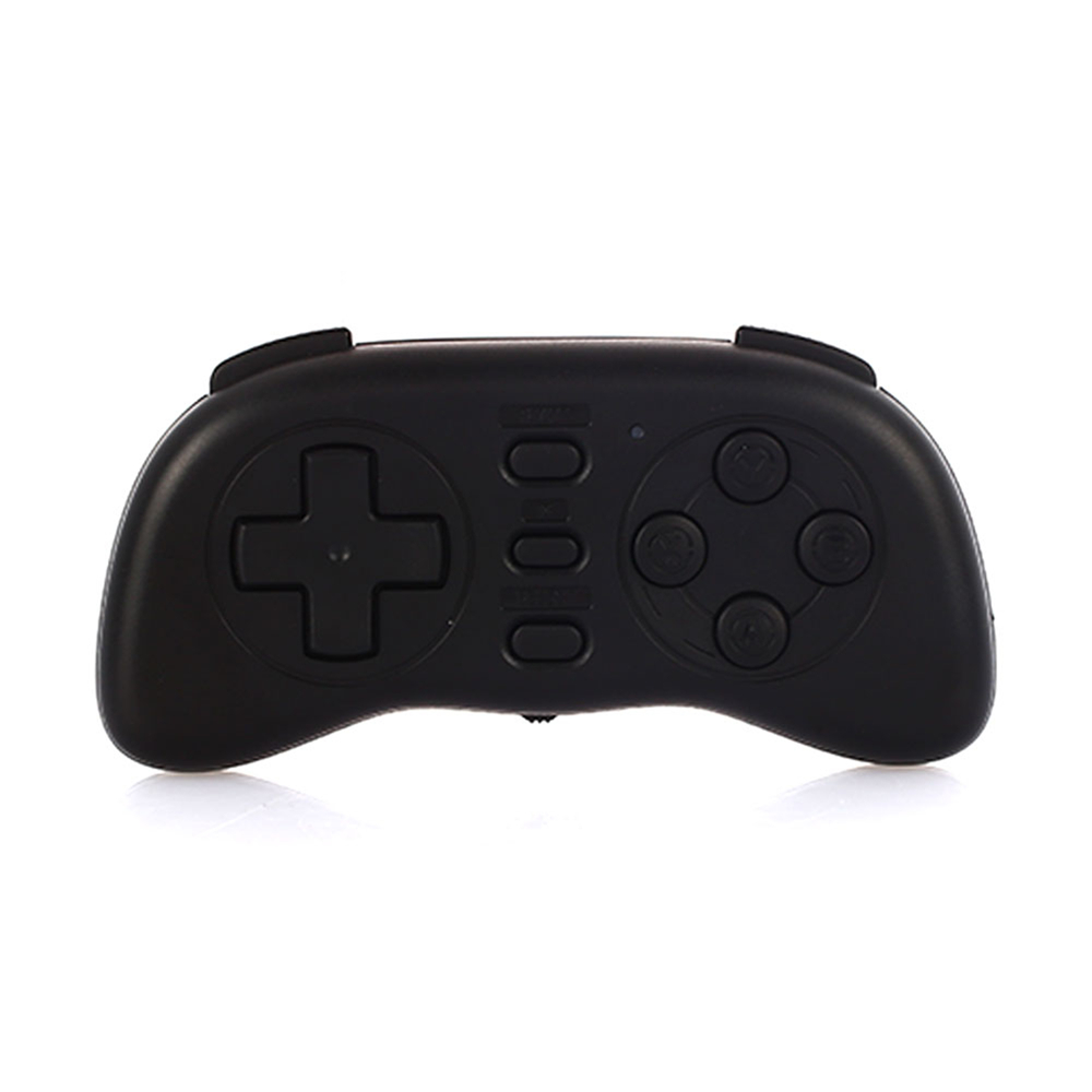 Gasky Portable Mini Bluetooth Handle Joystick Wireless VideoGame Controller Gamepad for PC/Smart TV/IOS/Android Boy Kid Gift