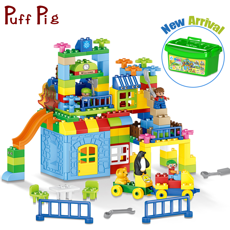 160pcs colorful Building Blocks Set City DIY Creative Bricks Compatible Legoed Duplos Educational Block Toys For Children friend hot color 1000 pcs base building blocks diy bricks creative toys for child educational block bulk compatible with legoed