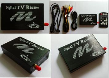 2016 Hot Auto Parts Car Accessories ISDB T Japan Digital TV Receiver Car DVD Player Free Shipping