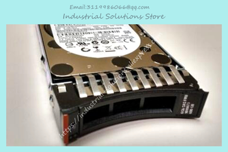 New 2.5 inch SAS x3550M4 x3650M4 49Y6177 49Y6178 600GB 10K Hard Disk NEW Original three years warranty
