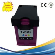 Color Ink Cartridges For HP 121XL HP121XL Deskjet F2050s Photosmart C4610 C4640 C4650 C4670 C4680 C4683 C4685 Inkjet Printer