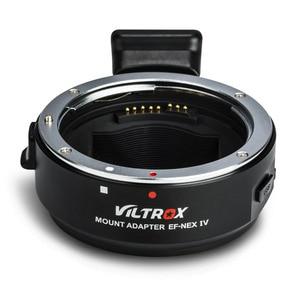 Image 1 - Viltrox EF NEX IV Auto Lente di Messa A Fuoco Adattatore di Montaggio per Canon EF/EF S Lens per Sony A7RIII A7III A7II A6300 a6500 A9 E Mount Della Fotocamera