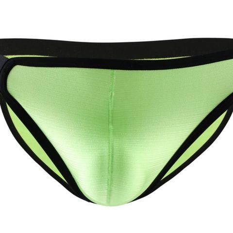 Brand Men Underwear Mesh Qucik-Dry Sexy Men Briefs Breathable Mens Slip Cueca Male Panties Underpants Briefs Multan