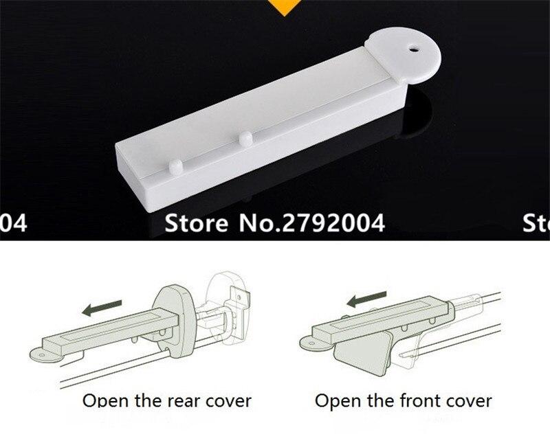 (50 unidades pacote) cor branca 150mm comprimento