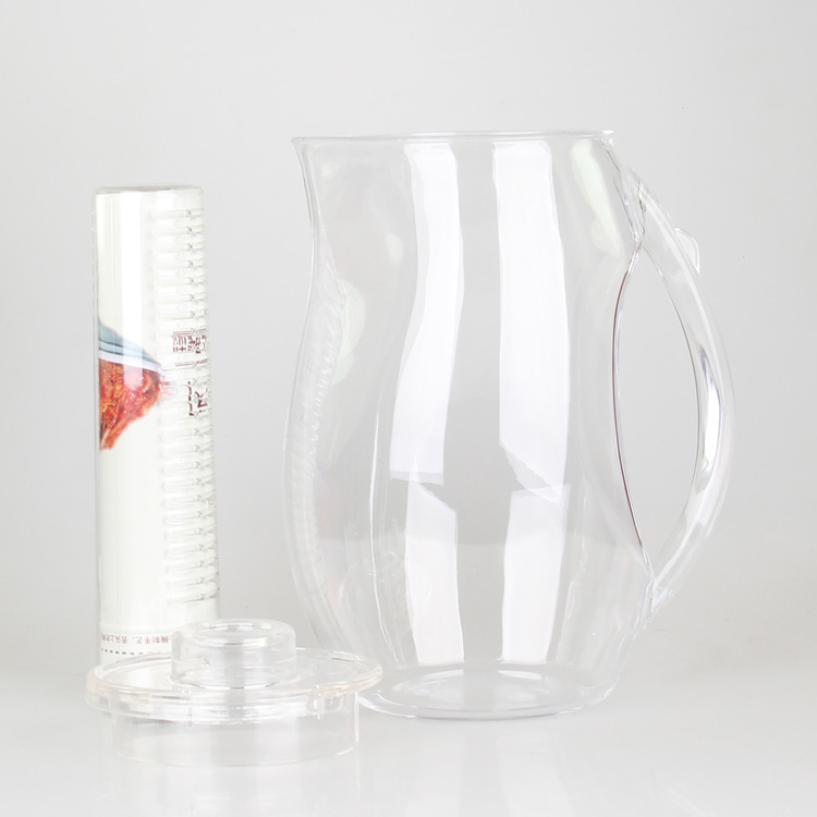 1 PCS Fruit Infusion Flavor Pitcher Water Pitcher Infuser Tea and Fruit Infusion Pitcher