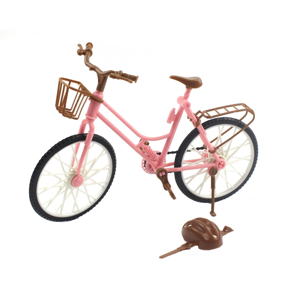 1pc Bike Doll Carrier Seat stuffed toys Kids Bike Accessories for Girls toys ho