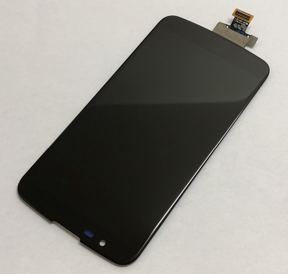 for LG K10 LTE K430 K430DS / K410 K420 K420n Touch Screen Digitizer Sensor Glass + LCD Display Monitor Panel Assembly + Frame