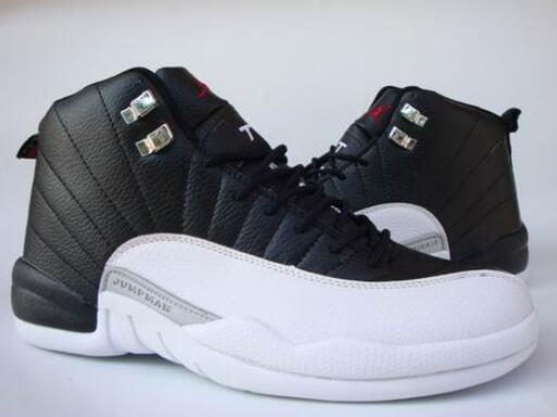 2019 Jordan 12 Men Basketball Shoes Sneaker Sport Shoes Aj12 Comprehensive Breathable Height Increasing 36-47 Simulators