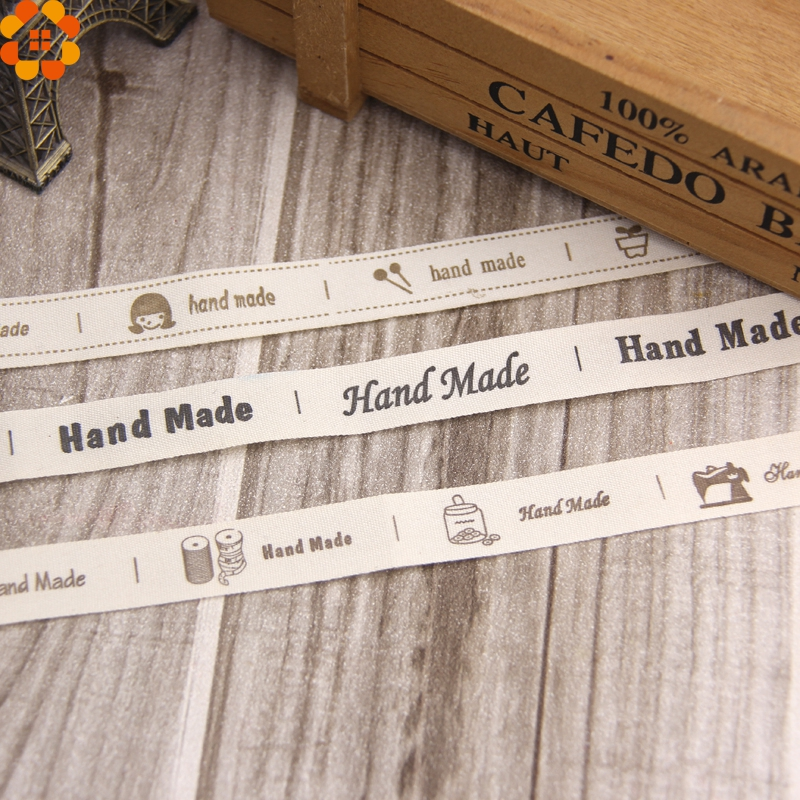 Aliexpress.com : Buy 10Yards/lot 15MM DIY Cotton Ribbons