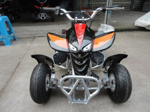 49CC two-stroke gasolina pequeno motor quatro-rodas ATV go kart crianças adulto scooter de off-road do veículo quatro-rodas da motocicleta