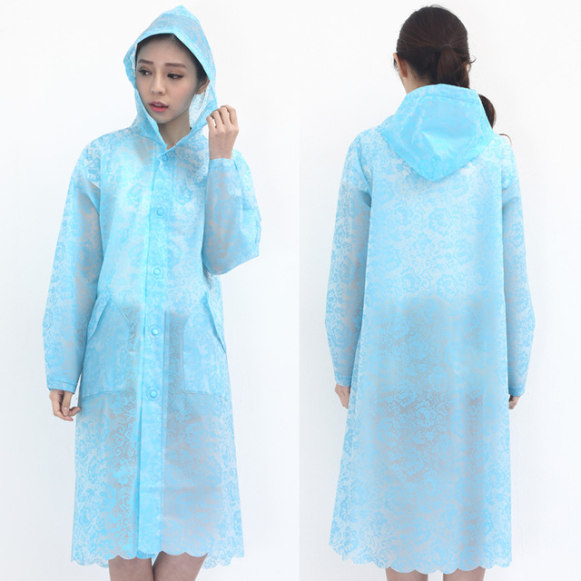 e14082d6786 Women Raincoat Poncho Rain Coat Waterproof Rainwear Chubasqueros  Impermeable Hombre Chubasquero Raincoat Female With Rain DDGZ66