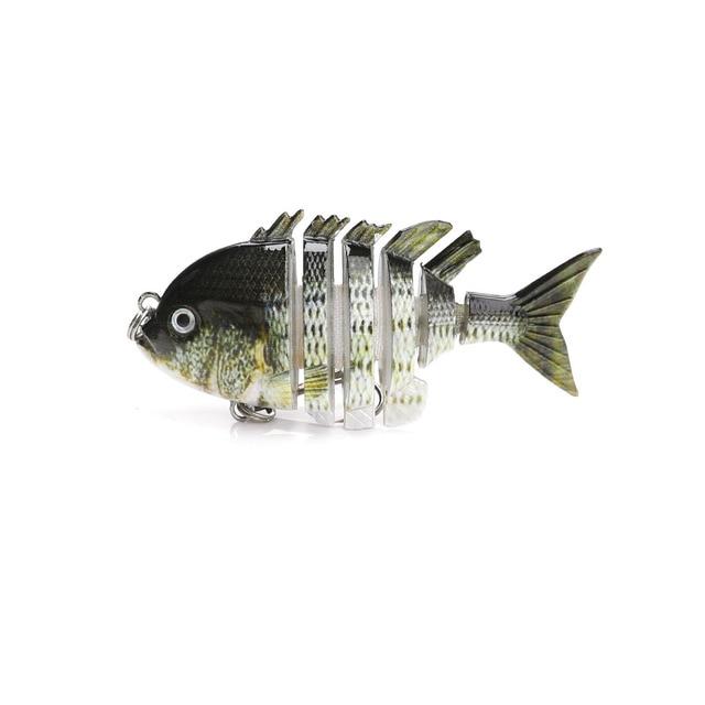 Mini Fishing Lure Topwater Crankbait Sinking Wobblers