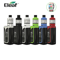 IN STOCK Original Eleaf IKuu I200 Kit With Melo 4 Atomizer 200W Mod Box 4 5ML