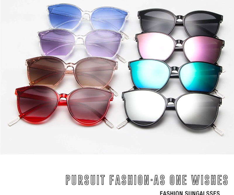 RBROVO Gafas de sol mujer vintage 4