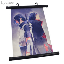 NARUTO Itachi Uchiha Wall Poster Canvas Scroll Painting