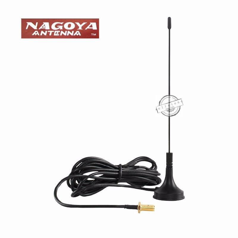 Магнітна антена 5W SMA-F UHF400-470 МГц для BAOFENG UV-5R BF-888S kd-c1 радіостанція UHF