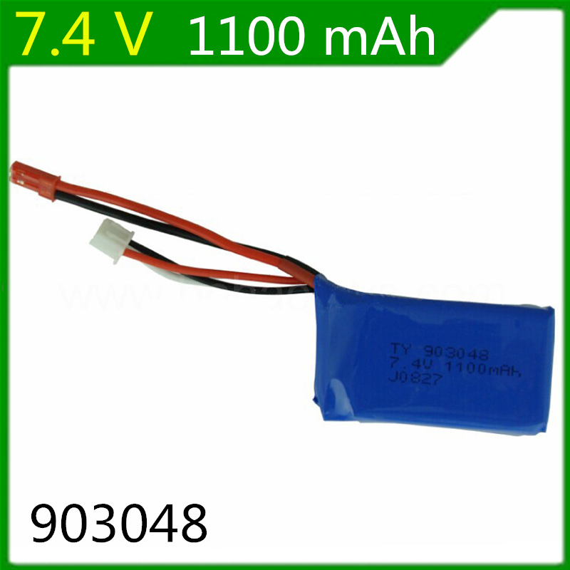 Brand New Original Wltoys A949 A959 A969 A979 K929 1/18 Rc Car LiPo Battery 7.4V 1100mah A949 27 Part for Wltoys RC Car Part original wltoys a959 rc car 2 4g radio