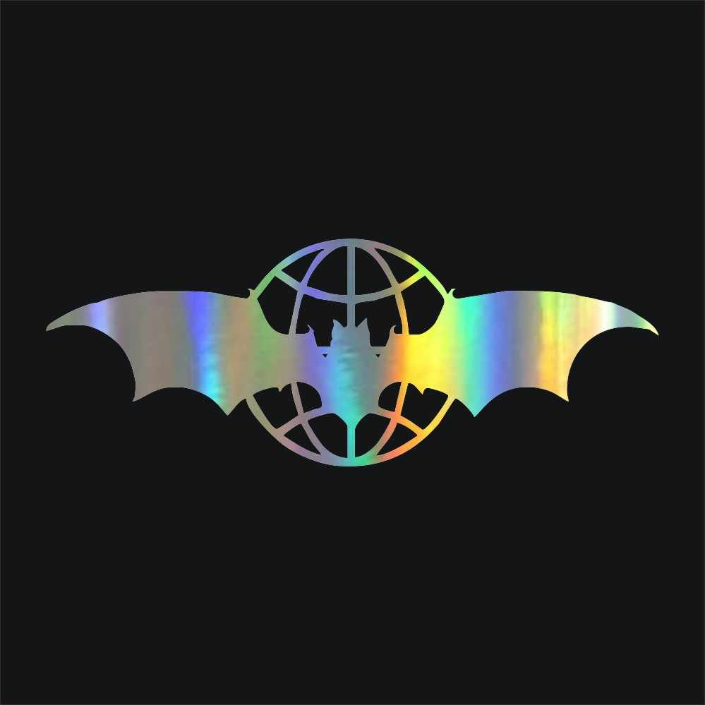 2nd Half Price Military Bat 3D Car Stickers Motorcycle decals Car Styling Car Bumper Vinyl Stickers Car Body Window Stickers