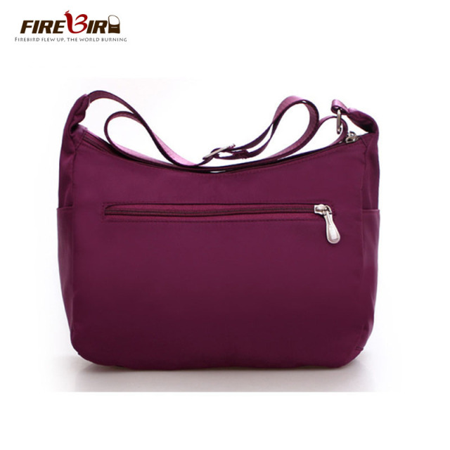 Waterproof Nylon Women Messenger Bags Casual Clutch Carteira Vintage Hobos Ladies Handbag Female Crossbody Shoulder Bags Z303 1