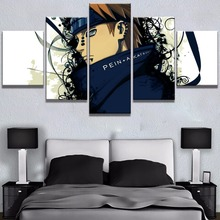 5 Piece Canvas Art Naruto Nagato Anime Modern Decorative Paintings on Wall for Home Decorations Decor Artwork