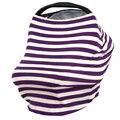 Cubierta de enfermería Bufanda Poncho para la Lactancia Materna Elástico Multi-Uso Del Bebé Cubierta de Asiento de Coche Canopy Carrito de Compras para Unisex Bebés