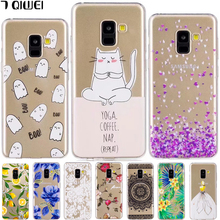 hot deal buy case for samsung galaxy a8 2018 case cover for samsung a8 2018 a530f cover tpu silicone phone case for samsung galaxy a8 coque