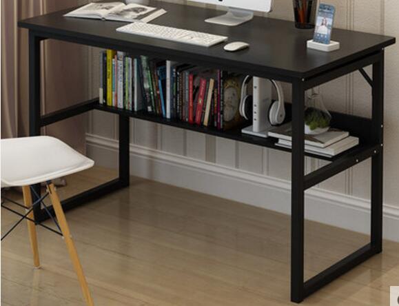 120*50 cm bureau d'ordinateur portable bureau d'ordinateur bureau PC bureau