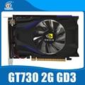 Nvidia Geforce video card Original GT730 2GB GDDR5 128BIT 96SP
