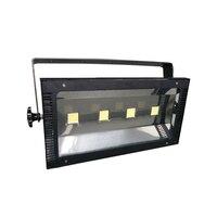 400 w Led Strobe אור יעיל צורת 4*100 w RGB Led מתכוונן Strobe אפקט DMX שליטה