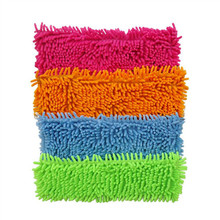 Coral Household Flat Mop Microfiber Dust Cleaning Pad Head Replacement cleaning tools