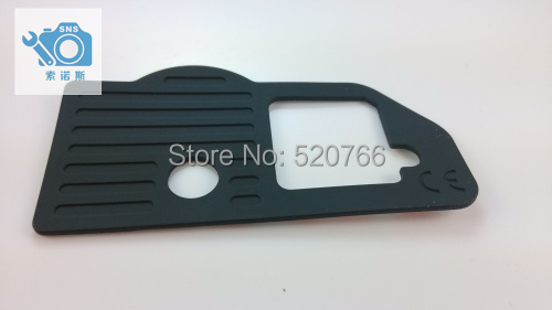 new and original for niko D300 <font><b>D700</b></font> BOTTOM COVER UNIT <font><b>Rubber</b></font> 1F998-379 image