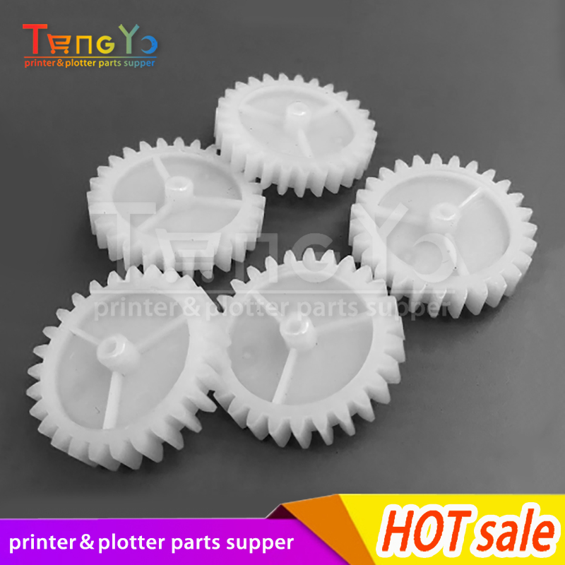 high quatily for HP1160 1320 2015 Swing Drive Gear RU5-0307-000 RU5-0307 printer part on sale image