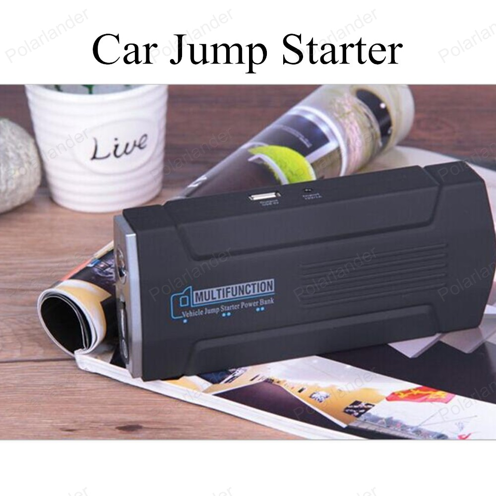 ФОТО Top Rated 12 V Car 50800mAh Battery Charger For Engine Mobile Emergency Multi-function Car Jump Starter Power Bank