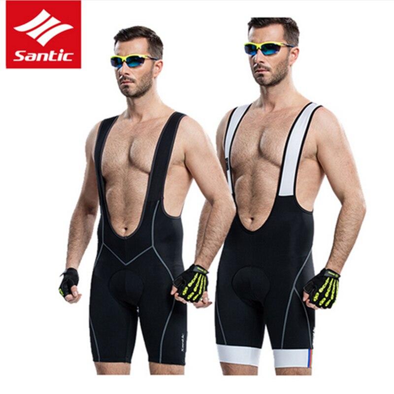Šantić Triathlon Vélo cuissard Hommes Spexcel Culotte Ciclismo Hombre 4D dans Le Sens Vertical Motif Gobik Ciclismo Shorts C05031/C0514