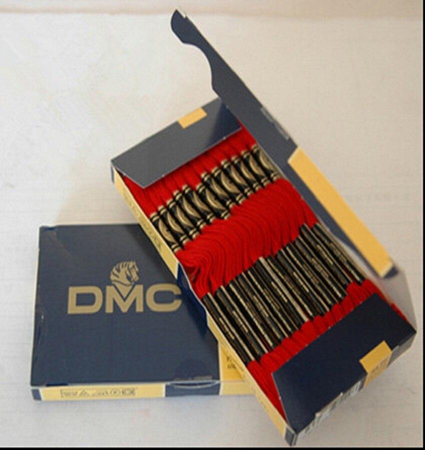 Insgesamt 1200 stück DMC kreuz stich Stickerei gewinde Floss-in Zahnseide aus Heim und Garten bei  Gruppe 1